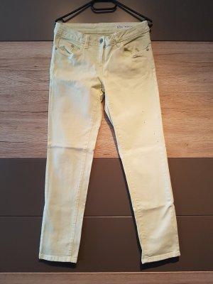 Jeans stretch multicolore coton