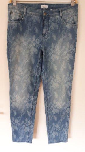 Gina Laura Jeans elasticizzati blu