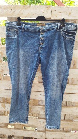 Janina Stretch Jeans pale blue-blue