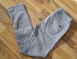Jeans Gr. M 38 40 grau Hose