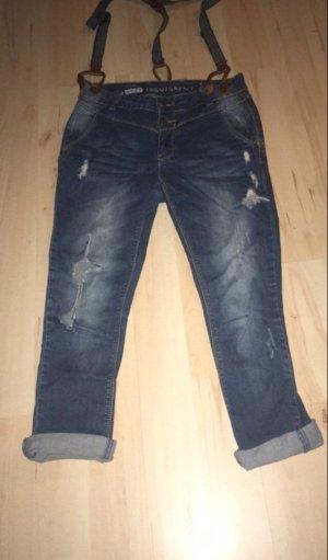 Urban Surface Jeans vita bassa multicolore
