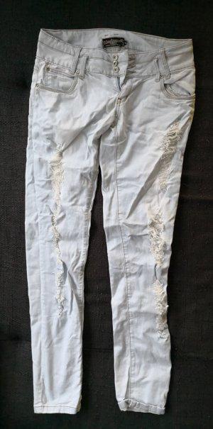 Jeans, Gr. XL, hellblau, Madonna