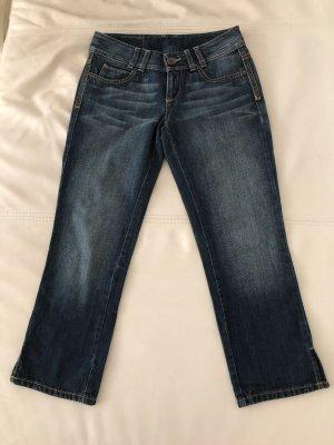 Jeans Grade Schnitt Capri