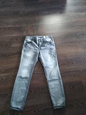 Jeans grau 27/34