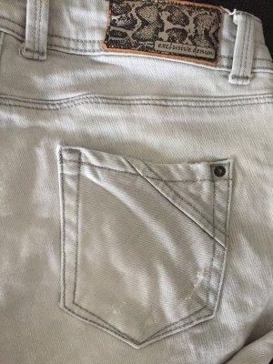 Jeans Grau 32