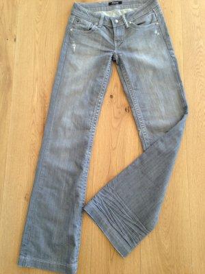 Jeans grau Fracomina gr 26/34 wenig getragen