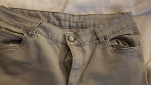 Jeans Grau Gr. 30/40