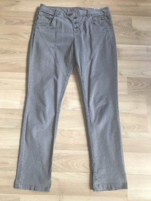 Tom Tailor Boyfriend Trousers grey