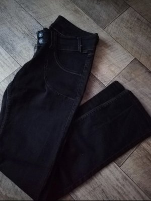 Tube Jeans black-dark blue