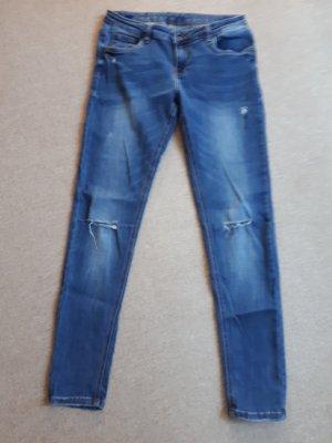 Toxik3 Slim jeans azuur-korenblauw