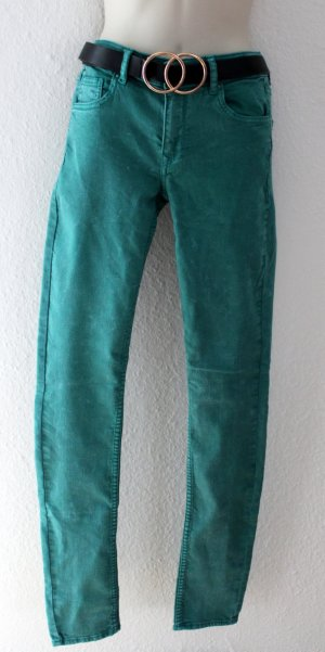 Jeans, grün