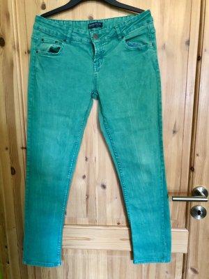 Blind Date Skinny jeans groen