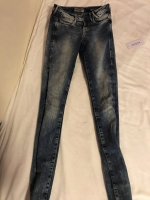 Jeans Guess Glitzer Strech LuxusMarke Limited Edition