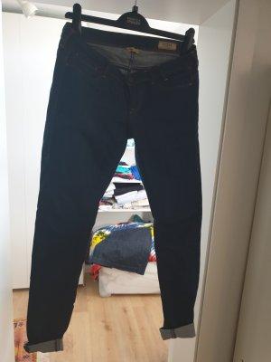 Guess Jeans skinny bleu foncé
