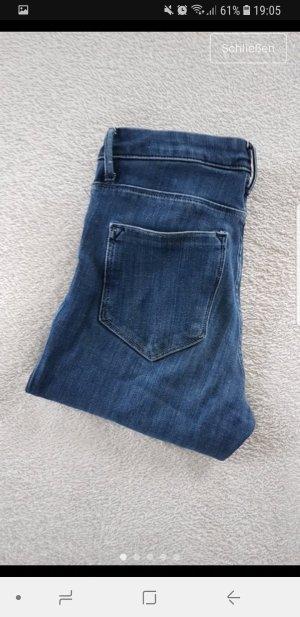 Jeans H&M 25/32 S Blau