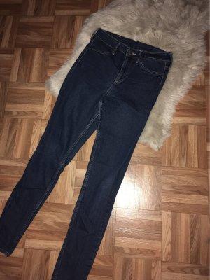 Jeans H&M dunkelblau