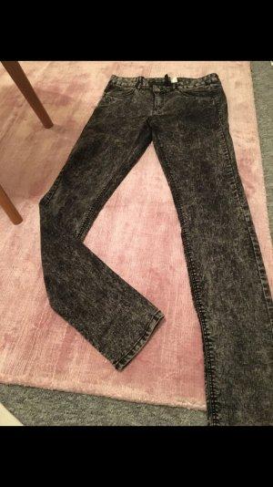 Jeans H&M Dunkelgrau