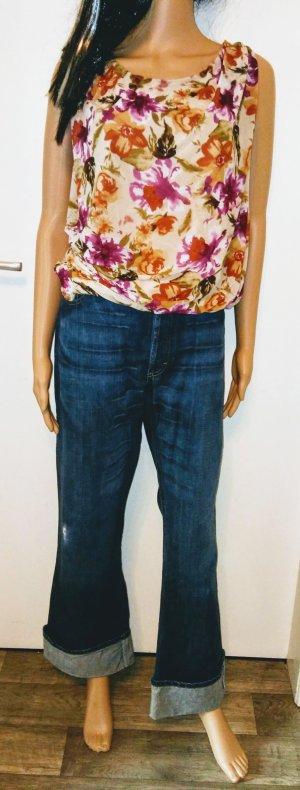 H&M Boot Cut Jeans multicolored