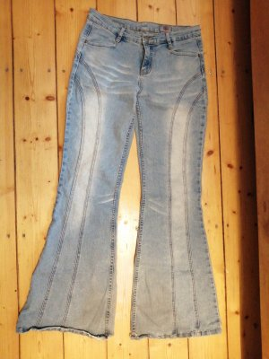 Jeans, hell, schlager