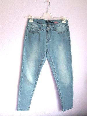 Jeans Hellblau Boyfriend Gr. 36