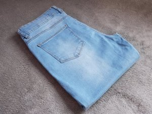 Reserved Boyfriend Trousers multicolored cotton