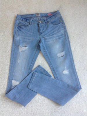 Jeans / hellblau / Gr. 36 S / ONLY