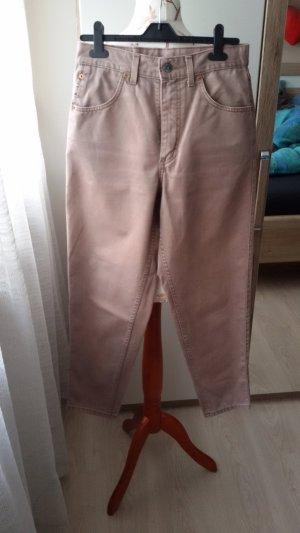 Mustang Pantalón de cinco bolsillos marrón claro Algodón