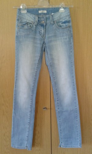 Jeans - helle Waschung