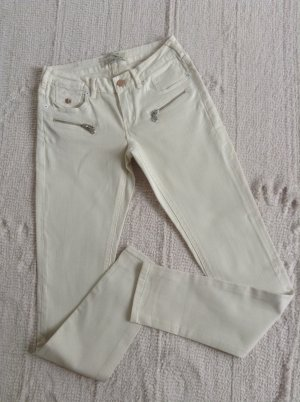 Jeans / helles Beige / Gr. 26/32 / NEU / Maison Scotch