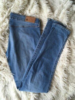 Jeans helles blau - fast wie neu!
