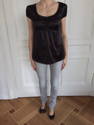 Jeans, hellgrau, ZARA TRF, Gr. 36