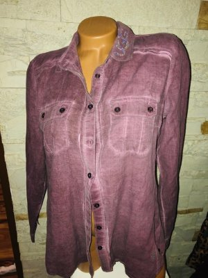 Jeans Hemd Bluse  Ugg in gr 36 Farbe Bordoux Super Zustand