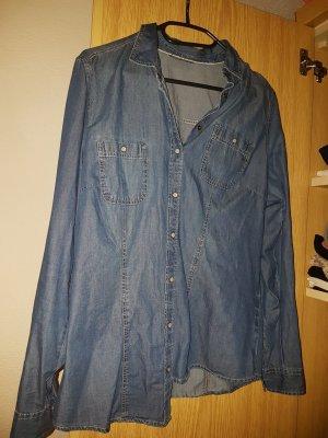 C&A Camisa vaquera azul