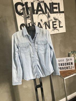 Jeans Hemd Gr 40