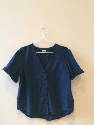 MTWTFSSWEEKDAY Denim Shirt multicolored cotton
