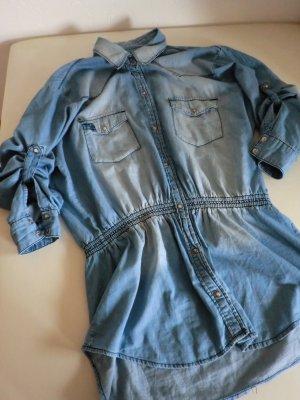 Jeans-Hemd / Mango / Gr. M