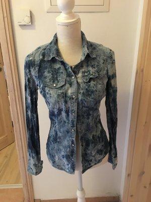 Jeans Hemd used Look