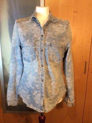 Jeans Hemd von Vila