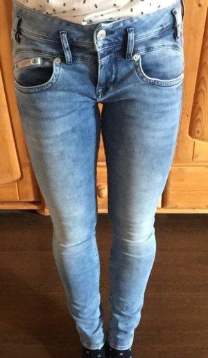 Herrlicher Slim Jeans multicolored