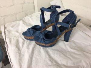 Jeans High Heels von H&M