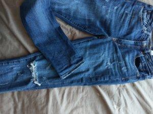 Jeans high waist 28/32