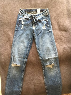 Jeans High Waist Größe 26/30