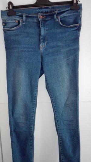 Jeans Highwaist H&M 32