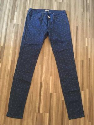 Jeans / HILFIGER Denim / Gr. 28/32/ Sternenmuster