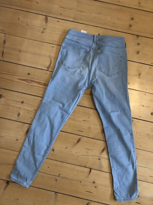 Hollister Hoge taille jeans azuur