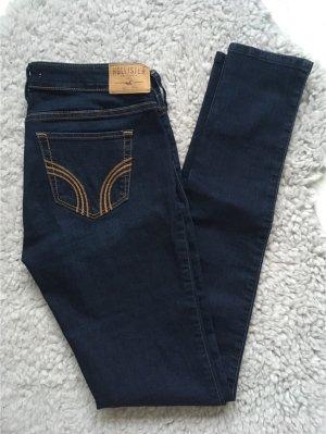 Jeans Hollister dunkelblau