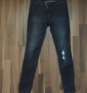 Hollister Jeans elasticizzati blu
