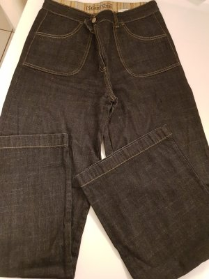 Street One Jeans large noir
