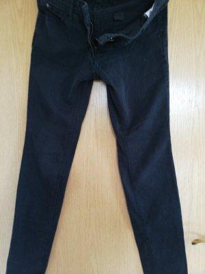 Tom Tailor Denim Drainpipe Trousers black
