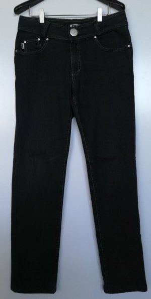 Angels Pantalone a vita alta nero-talpa